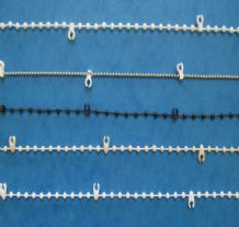 VERTICAL BLIND BOTTOM LINK CHAIN